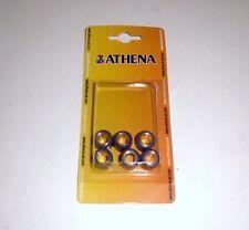 ATHENA KIT 6 RULLI VARIATORE (15X12X7,5GR) per PIAGGIO SI 50 MIX