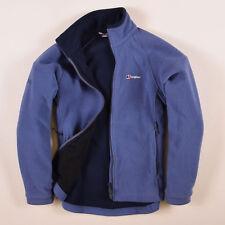 Berghaus Damen Pullover Gr.12 (DE 42) Polartec Fleecejacke Windbloc Blau, 62207