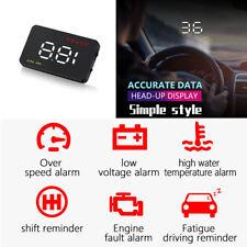 "3.5"" Universal HUD Head Up Display Digital Car Speedometer Windshield Projector"