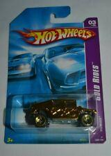 2007 HOT WHEELS GOLD RIDES HUMVEE 3/4