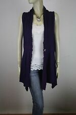 BANANA BLUE Wool Mix Swing Vest sz 16 - BUY Any 5 Items = Free Post