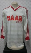 Adidas Vtg Vintage Very Rare T-shirt Camiseta Long Sleeve old L