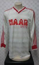 Adidas Vtg Vintage Very Rare T-shirt Camiseta Long Sleeve old L