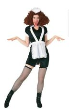 Ladies Magenta Costume Rocky Horror Show Outfit Halloween