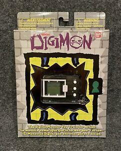 Digimon Tamagotchi New Black 20th Anniversary Edition Bandai 100% Authentic