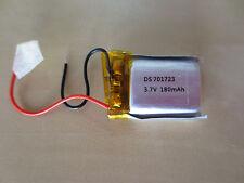 Lipo-Akku 3,7V 180mAh 20C für Micro Heli Drohnen Quadcopter / Umbau Car Systeme