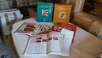 i sapori della cucina rustica regionale - 21 volumi in 3 raccoglitori -octprim