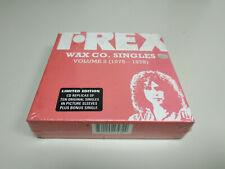 JJ- T.REX WAX CO. SINGLES VOL 2 (1975-1978) BOX LIMITE EDITION PRECINTADO