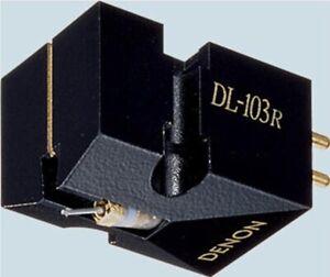Denon DL103R EM Low Output Moving Coil (MC) Cartridge