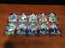 2019 PRIZM YOU PICK RED CRACKED ICE SP PARALLELS VETERANS & ROOKIES *REVISED*