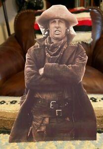 "Bruce Dern in ""The Cowboys"" Western Movie Tabletop Display Standee 10 1/2"" Tall"