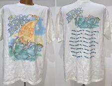 Vtg 2001 Jimmy Buffet Beach Odyssey Concert Xl Usa Tour Shirt White 90s Rock