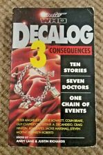 New ListingDr. Who New Adventures: Decalog 3 By A. Lane & J. Richards (1996)