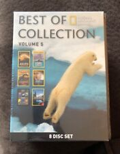 Best of National Geographic Channel Collection Volume 5 DVD 8-Disc Set New/Seale
