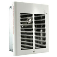 Dayton 3Enc7 Recessed Electric Wall-Mount Heater, Recessed Or Surface, 1000 W