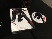 Ninja Assassin's DVD