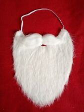 1pc Santa Claus Beard Mustache Christmas Party  Costume Props Cosplay Dress Up