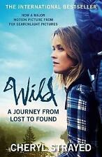 """""""VERY GOOD"""" Wild: A Journey from Lost to Found, Strayed, Cheryl, Book"""