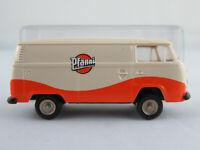 """Brekina VW T2b Kastenwagen (1972) """"Pfanni"""" in creme/orange 1:87/H0 NEU/OVP"""