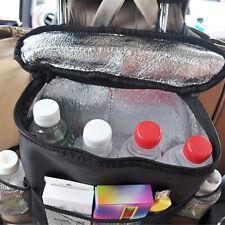 Auto Car Back Seat Organizer Holder Multi-Pocket Travel Storage Bag Hanger Nylon