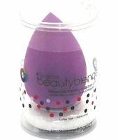 BEAUTY BLENDER makeup sponge beautyblender purple with solid cleanser latex free