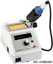 Monacor elektronische Lötstation SIC-530ROHS  regelbar 48W 160-480°C