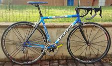 Bici corsa acciaio/carbonio Saccarelli 54 Campagnolo 10 s road bike steel/carbon