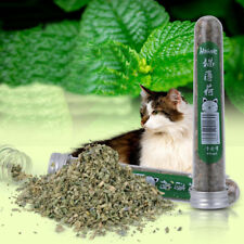 EG_ Natural Catnip Mint Leaf for Pet Cat Kitten Make Your Cat To Have A Good Moo