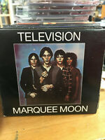 TELEVISION  MARQUEE MOON  RARE TRIPLE GATEFOLD STYLE CD ALBUM