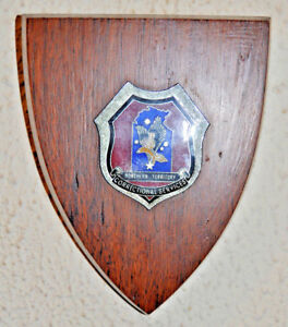 Northern Territory Correctional Services plaque crest shield Australia