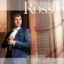 SEMINO ROSSI - SYMPHONIE DES LEBENS  CD  15 TRACKS DEUTSCHER SCHLAGER  NEU