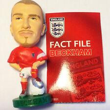 BECKHAM England Away Corinthian Prostars Retail Figure Loose with Card PR126