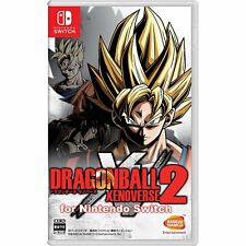 Bandai Namco Dragonball Xenoverse 2 Nintendo Switch Japanese Import