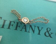 New Tiffany & Co Gold Diamond Dbty By The Yard Ring
