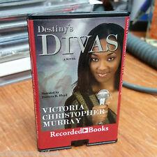 PLAYAWAY Unabridged Audiobook Destiny's Divas by Victoria Christopher Murray