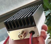 50W UHF 400-470MHZ RF Power Amplifier Walkie Talkie DMR DPMR P25 C4FM SFK Analog
