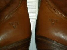 Frye womans Western CowGirl Boots w/heels size 9B Vintage Made in Usa & Usa only