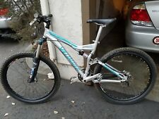 Womens Specialized Stumpjumper fsr expert med Excellent Condition L@@K!!!!!!!!