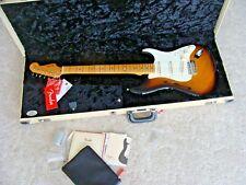2018 Fender Eric Johnson Thinline Stratocaster UNPLAYED!! w/ Case WORLDWIDE Ship