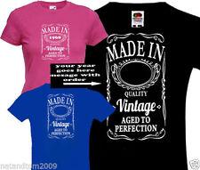 Waist Length Cotton Short Sleeve Regular T-Shirts for Women