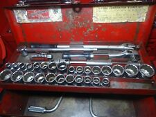 Siddons Sidchrome SWSM.635 Combination Whitworth/BS Metric AF Mechanics Tool Kit