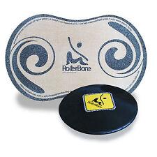 RollerBone 1.0 SoftPad Set | Indoboard Skateboard Balance Board Training Neu+OVP