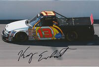 Kerry Earnhardt Hand Signed Nascar 12x8 Photo 3.