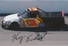 Kerry Earnhardt Hand Signed Nascar 12x8 Photo 3.