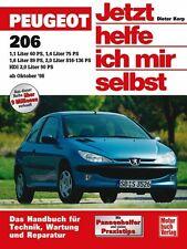 Peugeot 206 Reparaturbuch Reparaturanleitung Jetzt helfe ich mir selbst Wartung