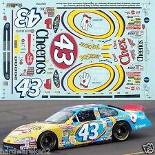 NASCAR DECAL #43 CHEERIOS 2002 DODGE JOHN ANDRETTI SLIXX