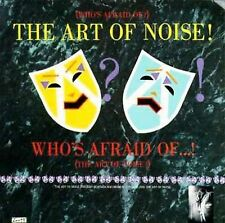 Who's Afraid of the Art of Noise? by The Art of Noise (CD, Jun-1990, Island)