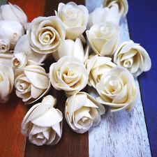 300 Rose Sola Wood Diffuser Flowers 3 cm Dia.