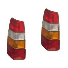 Volvo 240 245 Tail Light assy Left And Right Rear Brake Reverse Light Kit URO