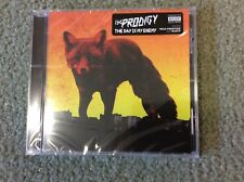 PRODIGY THE DAY IS MY ENEMY CD ALBUM NEW/SEALED.
